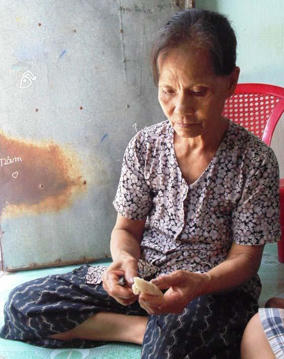 Bà Huỳnh Thị Năm