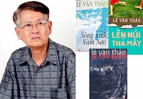 Nhà văn Lê Văn Thảo và một số tác phẩm của ông