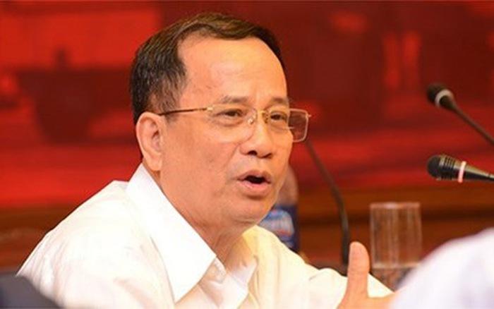 Chuyên gia kinh tế Ngô Trí Long.