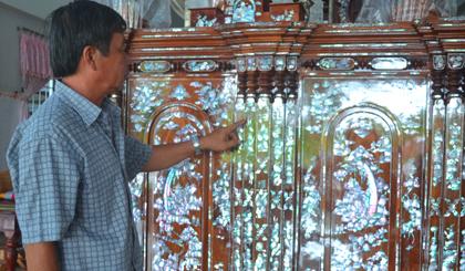 Tủ thờ Gò Công: trăm năm danh bất hư truyền