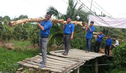 Trong nhiệm kỳ qua, BCH Huyện đoàn Châu Thành đã triển khai thực hiện nhiều hoạt động thiết thực góp phần phát triển kinh tế - xã hội địa phương.