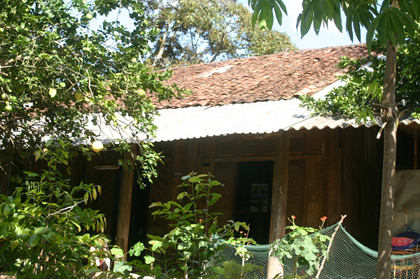 Ngôi nhà nơi Chủ tịch Tôn Dức Thắng từng sống và làm việc