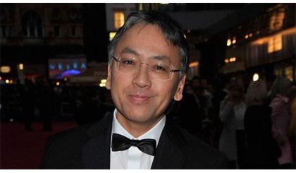 Nhà văn người Anh gốc Nhật Kazuo Ishiguro. Nguồn: Getty Images